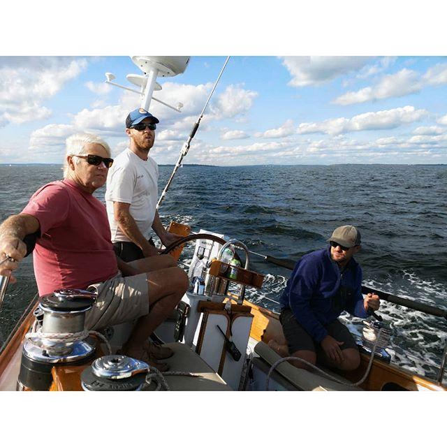 tactical team  #sailforhope #narragansettbay #lymanmorse #battleforlastplace