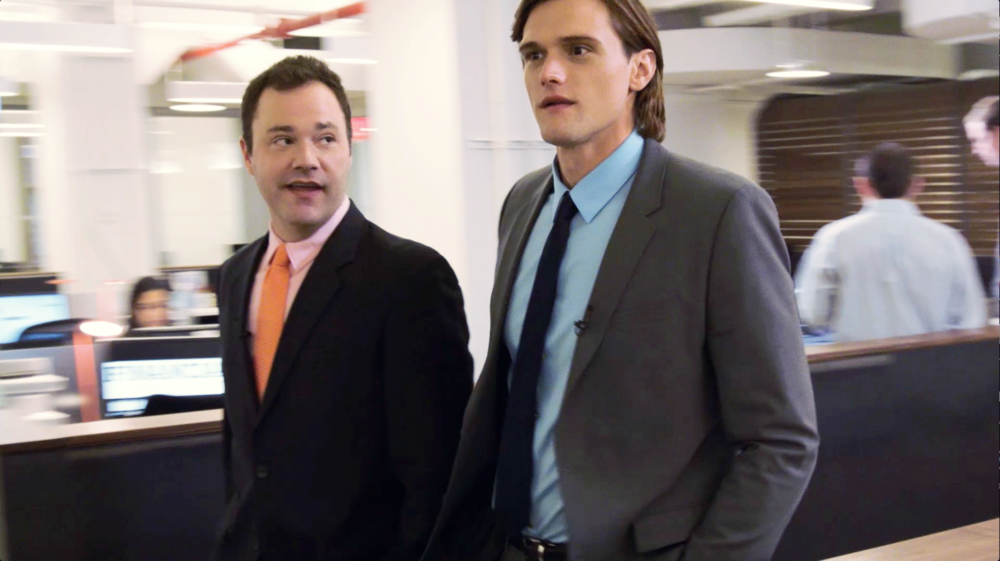 wilson-cleveland-and-hWilson Cleveland and Hartley Sawyer walking in Spin (2015)