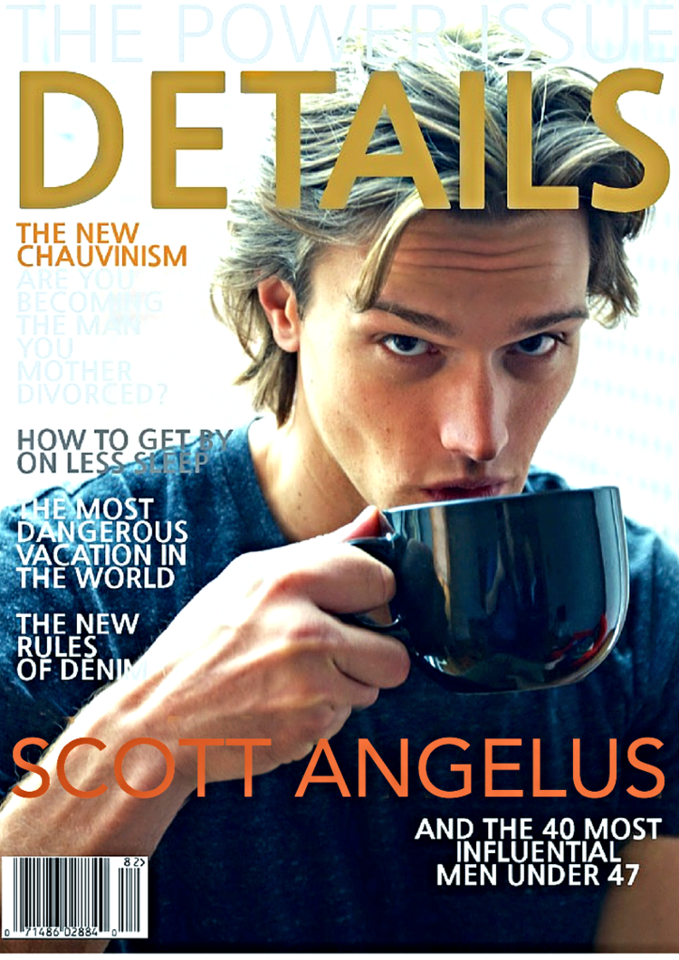 Great Scott on the Cover of Details