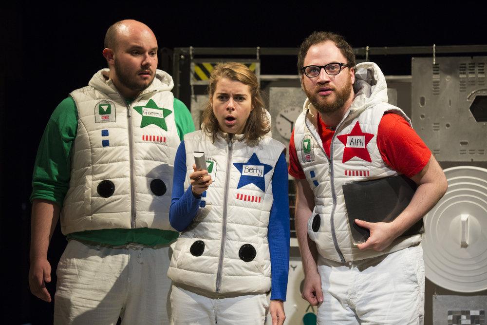 Jack Drewry, Jesse Meadons and Ben Vardy in The Star Seekers Photo by Ellie Kurttz.JPG