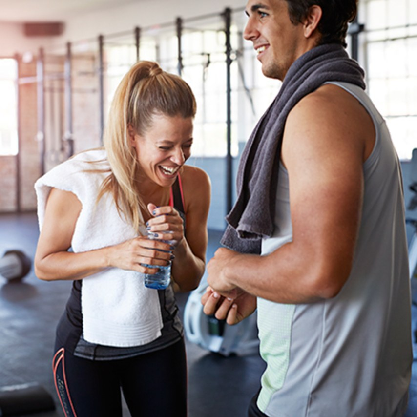Couples Therapy vs Benefits of Working out Together