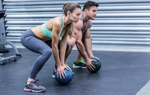How Working Out Together Improves Your Relationship   Read Crystal's tip for  Women's Health Magazine