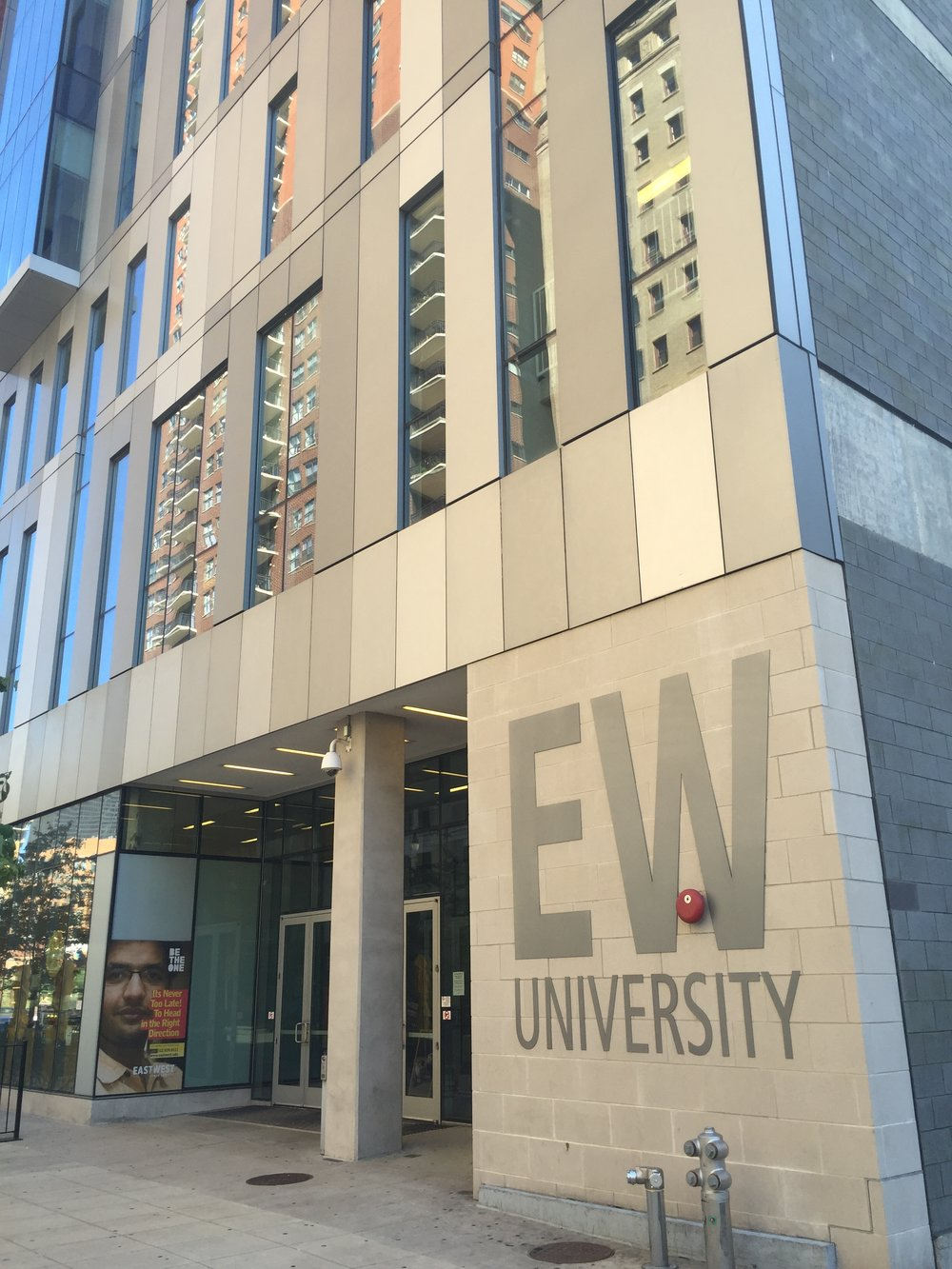 829 S. Wabash Ave. - East West University