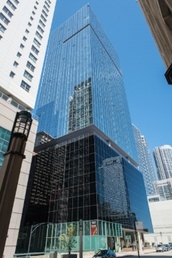 Project: Optima Center Chicago  Client: Optima, Inc  Address: 200 E. Illinois St.