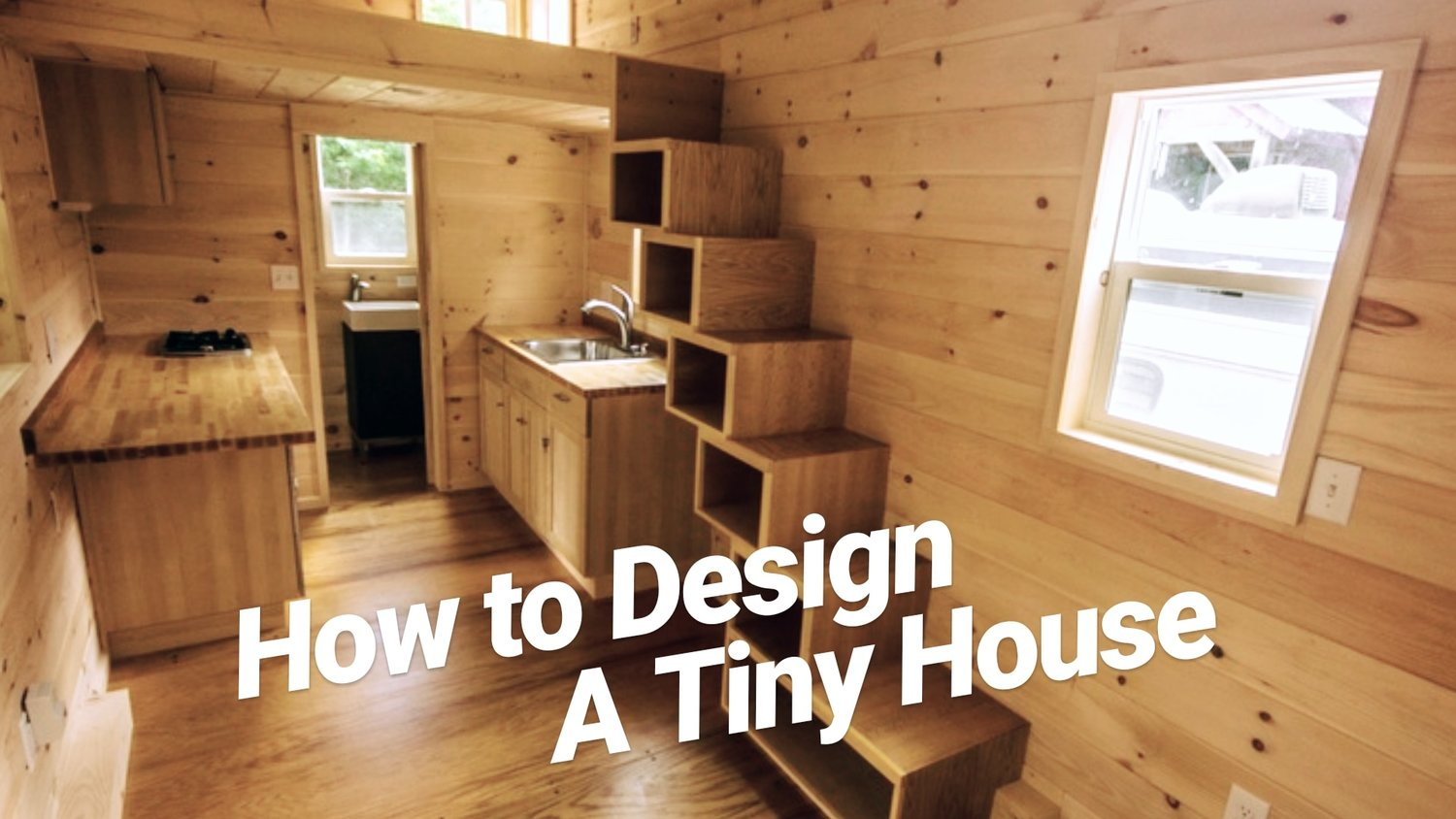 How to design a tiny house tiny house crafters llc
