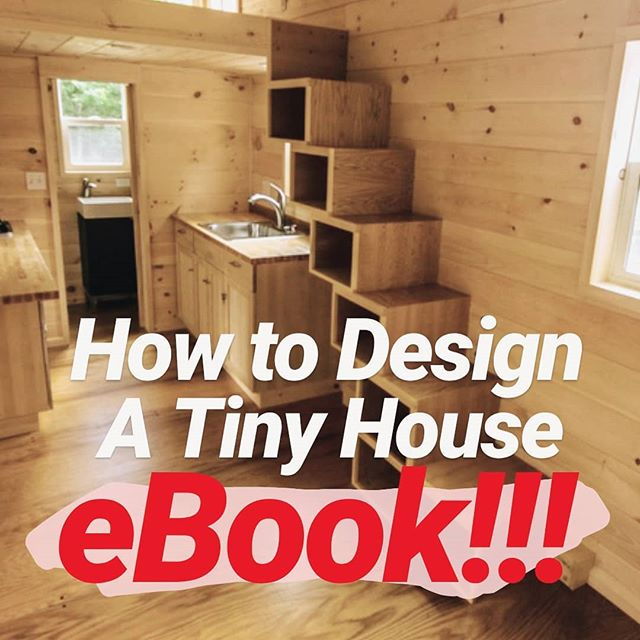 eBook Alert! 🎉 Our brand new eBook     The Beginner's Guide to Tiny House Design