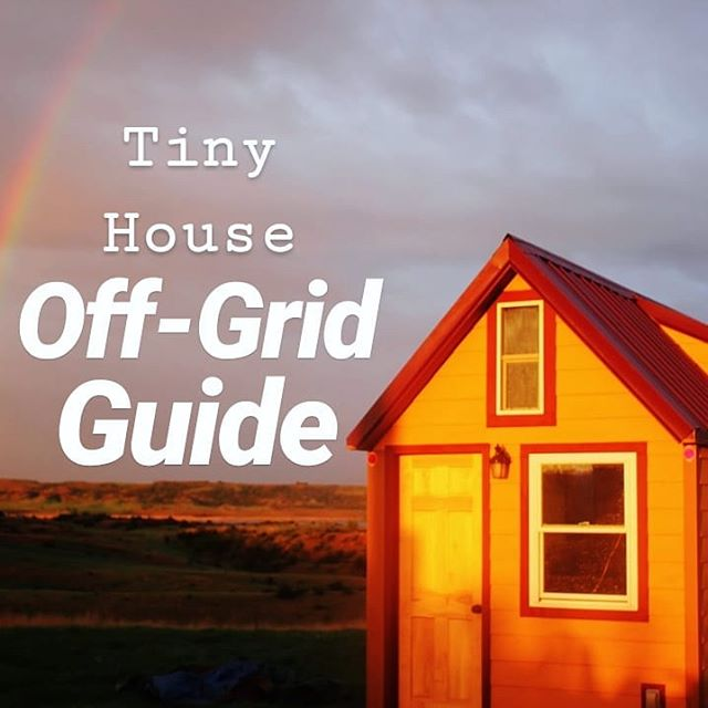 Gotta go ~OFF-GRID~? Check out our Off-Grid Tiny House Guide and get the scoop on what it takes to make your tiny self-sufficient 🌞🌞 Link in the bio! . . . #tinyhouse #tinyhousecrafters #tinyhousedesign #tinyhousemovement #thow #tinyhouseparking #tinyhouseonwheels #livesimply #tryittiny #homeiswhereyouparkit #diy #tinyhouseblog #minimalism #lifeontheroad #homeonwheels #tinyhome #offgrid #solarpower