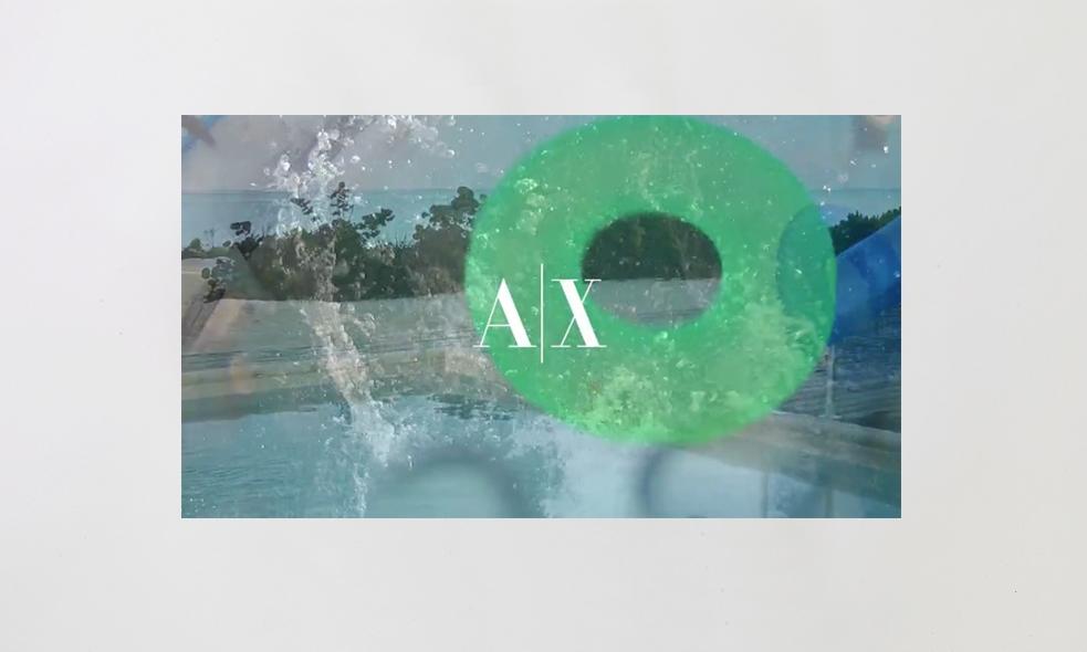 Armani Exchange | Pool Party