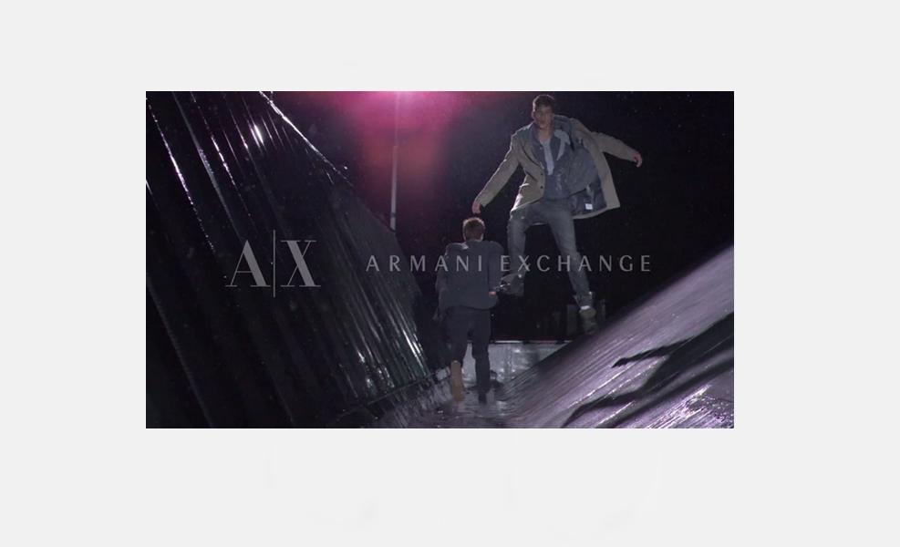 Armani Exchange | Rooftop