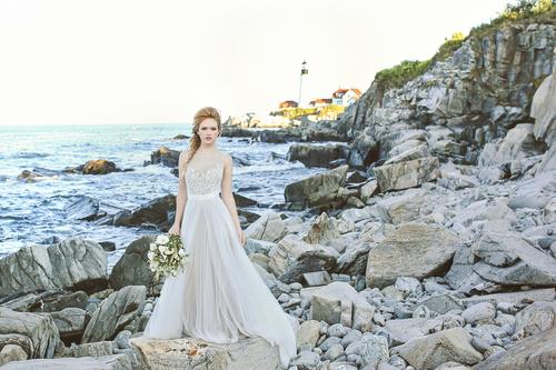 "BURNETTS BOARDS, ""whimsical rocky coast wedding inspiration"