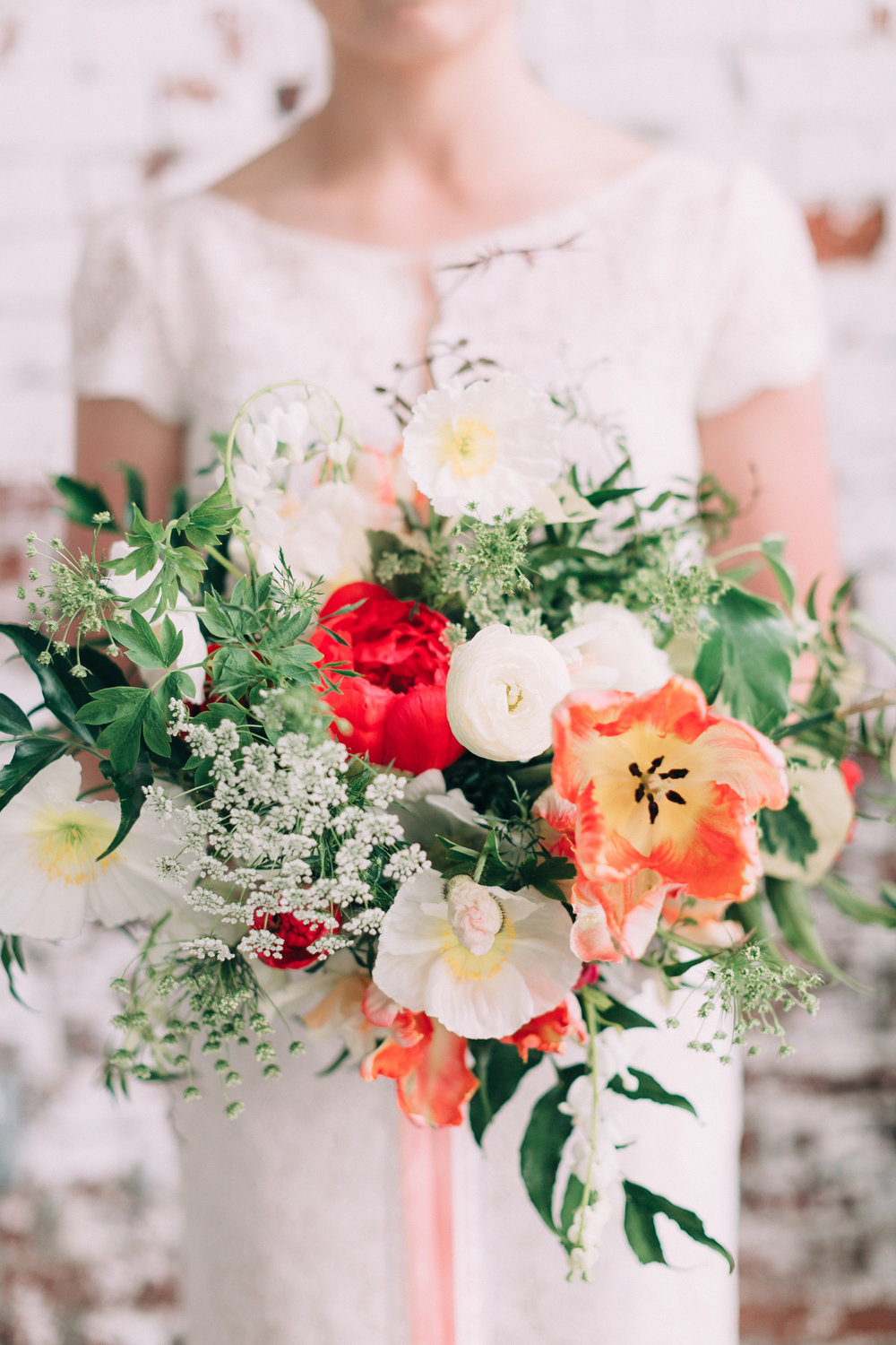 "STYLE ME PRETTY, ""Modern + Romantic Spring Wedding Inspiration"""