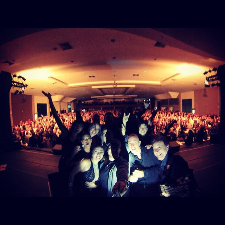 Julio Iglesias World Tour 2014