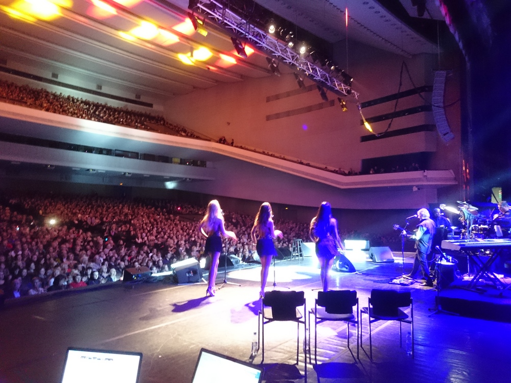 Julio Iglesias World Tour 2015