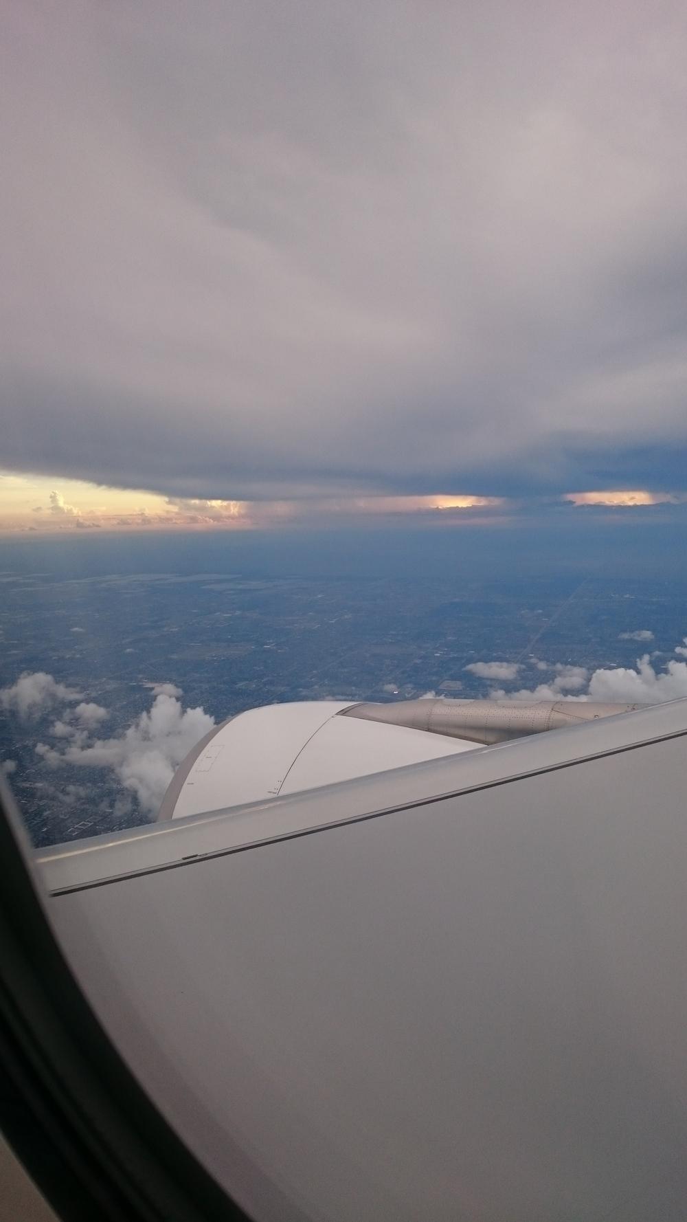 Hello Florida!