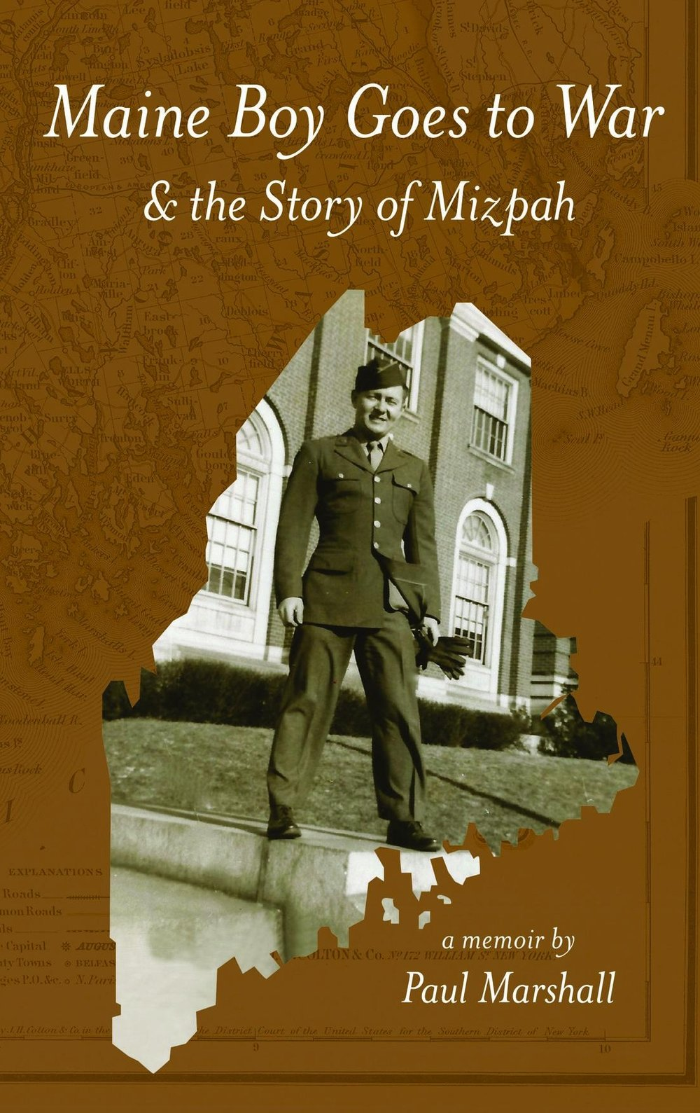 Maine Boy Goes to War & the Story of Mizpah