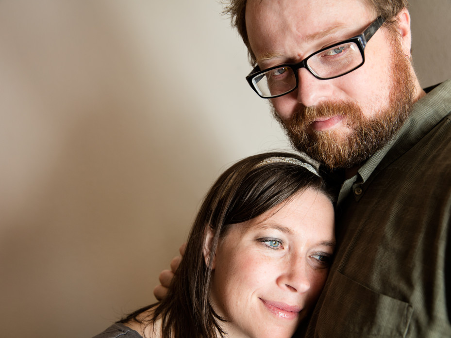 Ryan and Amy Green (image courtesy of Wired).