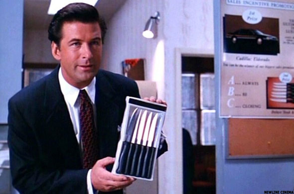 "Alec Baldwin couldn't have said it any better in the movie Glengarry Glen Ross, ""first prize is a Cadillac Eldorado. Anyone wanna see second prize? Second prize is a set of steak knives. Third prize is you're fired."""