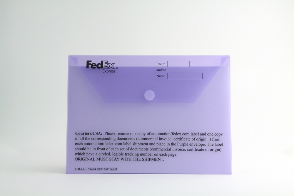 .015ga Custom Purple Tint M/Sm PP Screened 1/0