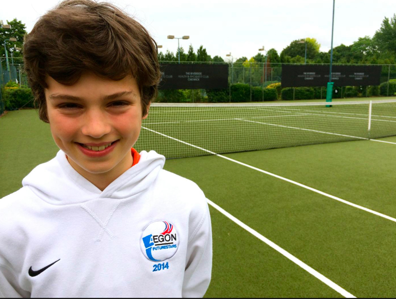 I was a AEGON FUTURESTAR 2014 & 2015  - great memories