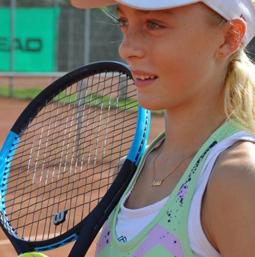 Anna Tang tennis