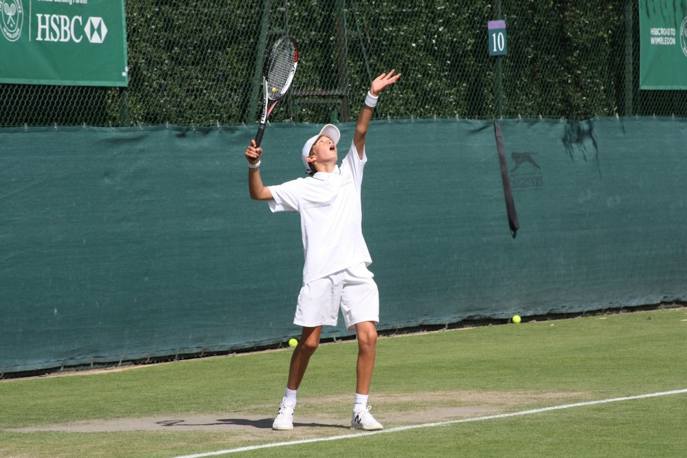 Henry Jefferson_Road to Wimbledon National Finals 2017 pic 4.JPG