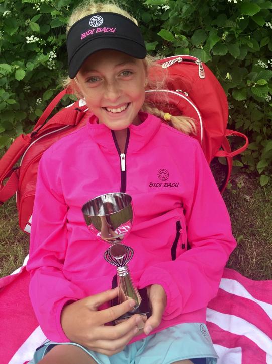 Winning the regional championship summer 2017