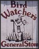 Birdwatchers General Store Logo