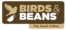 Birds and Beans logo