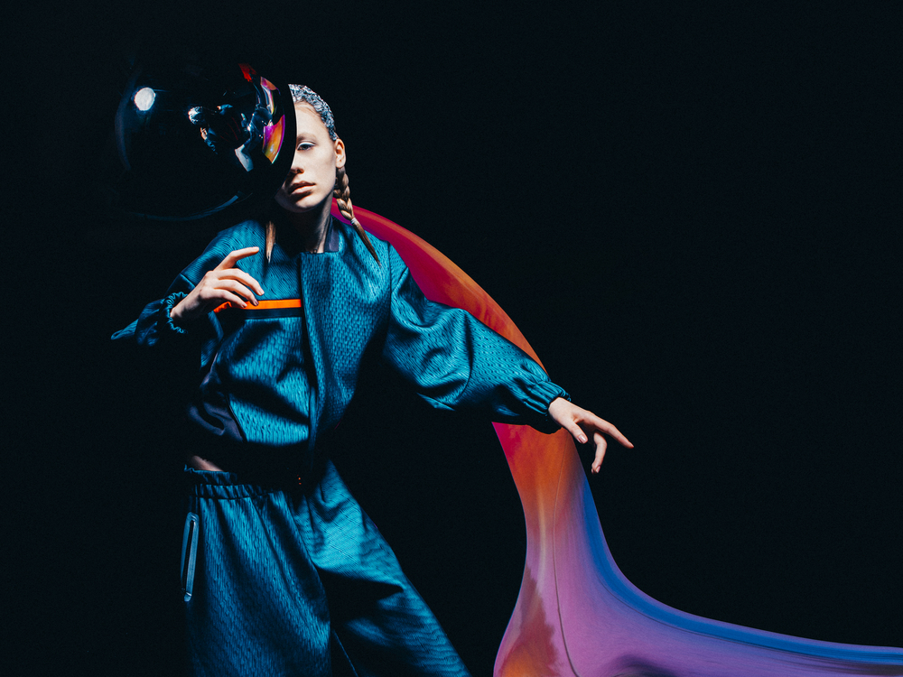 Hua Jia Studio 2015 F/W