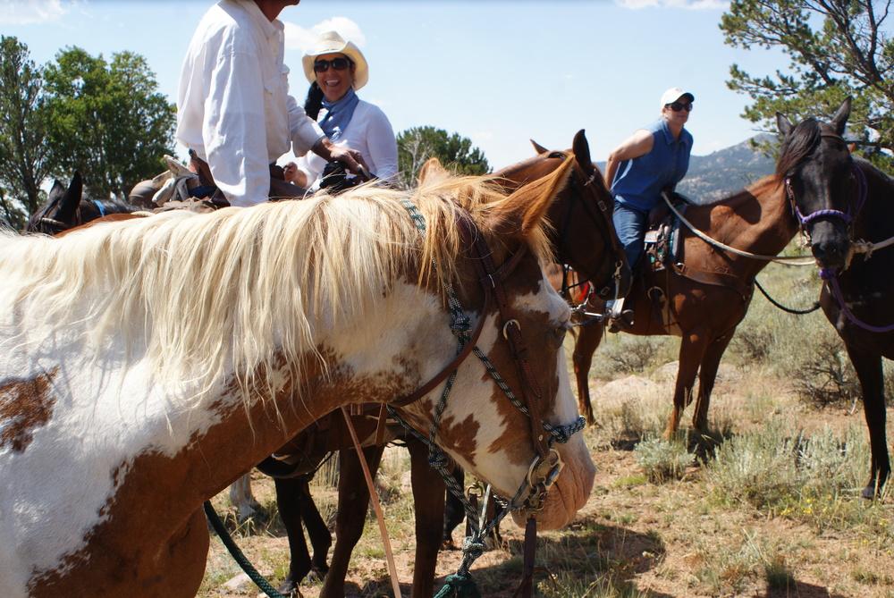 Corporate Trail Ride