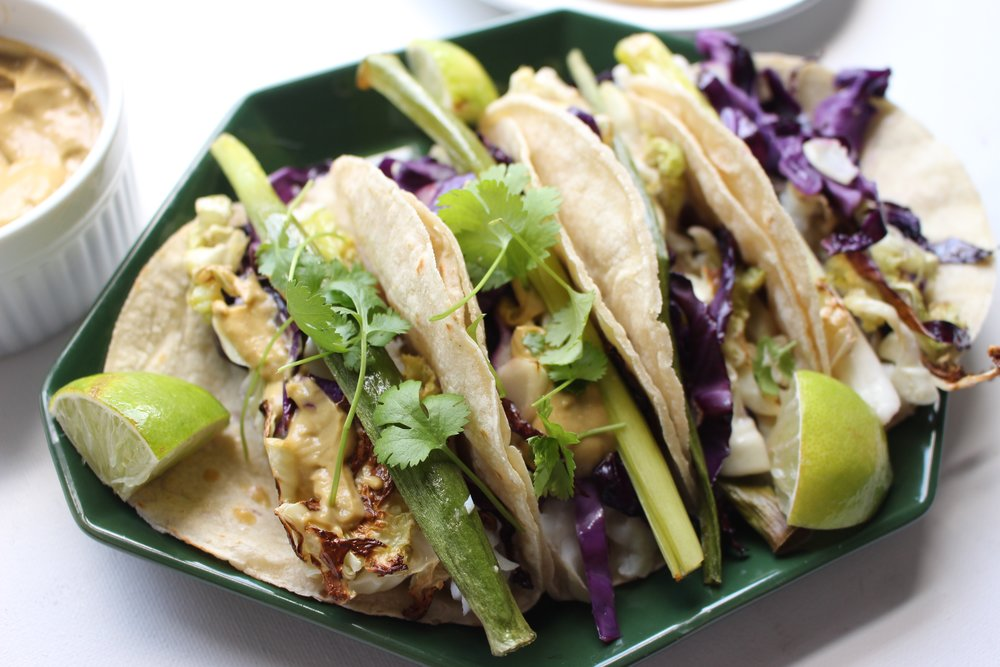 Taco night, but easier, healthier, and more interesting.