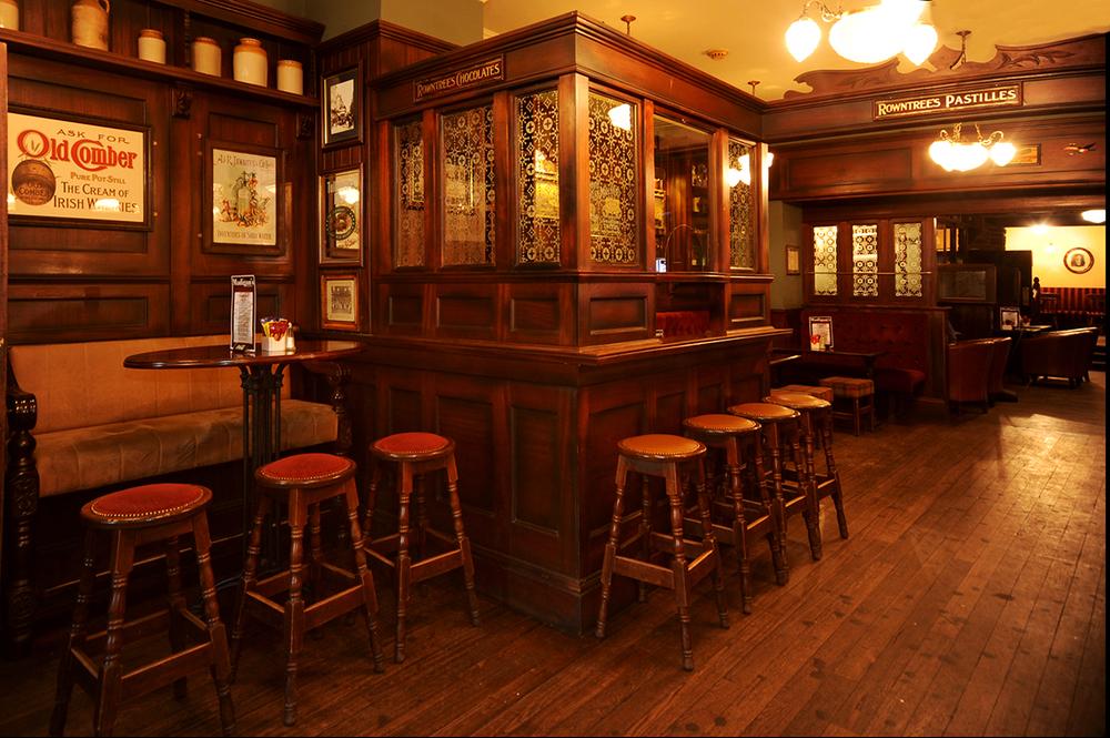 2 Madigans O' Connell Street (Interior Front Bar) ©2015 Mick Langan 002.jpg
