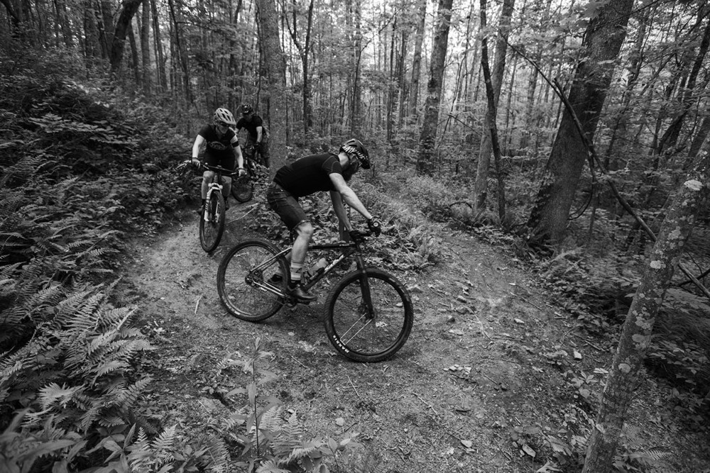 Copy of We'll spend a half day trail-riding with New River Bikes!