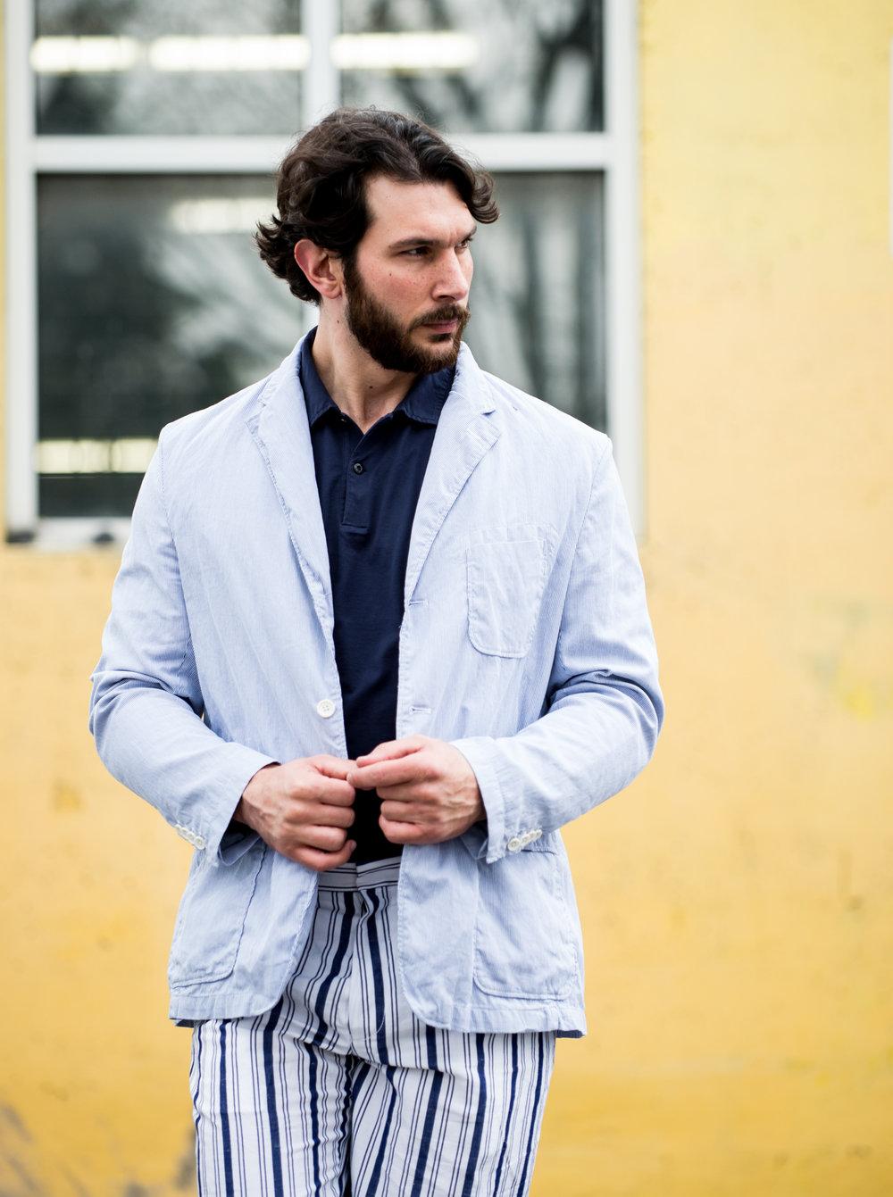 Engineered Garments / Stone Island / The Gigi