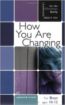 How You Are Changing: Boys