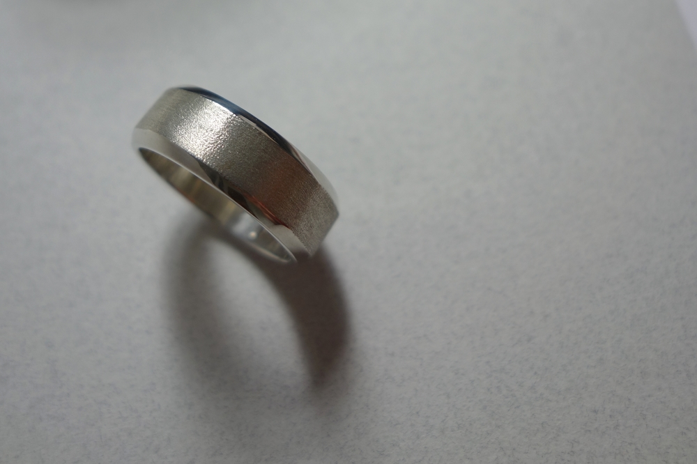 Francis' Wedding Band. - Meritmade kansas city wedding ring silver merit made meritmade kansas city jewelry
