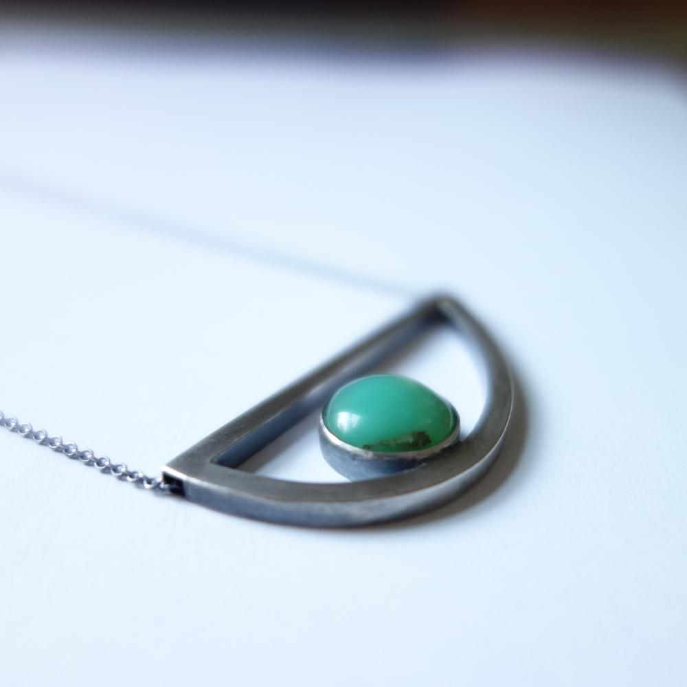 Asymmetrical Necklace - Meritmadekc.com