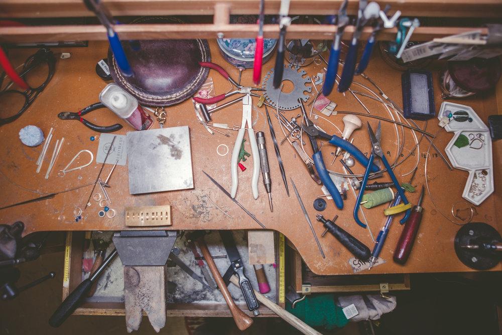 metalsmith silversmith meritmade