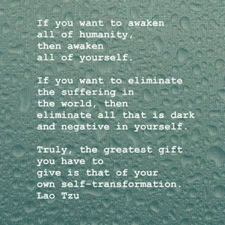 awaken yourself