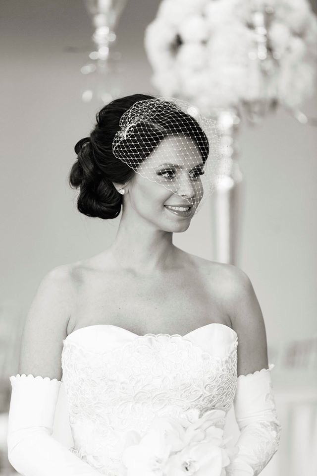 Wedding hair and makeup for brides and bridal party on location in Los Angeles and beyond.