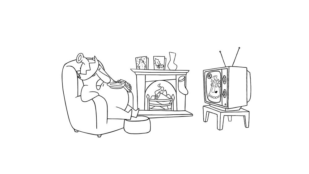 'Rennie' - 2013 - TV Commerical - Animation