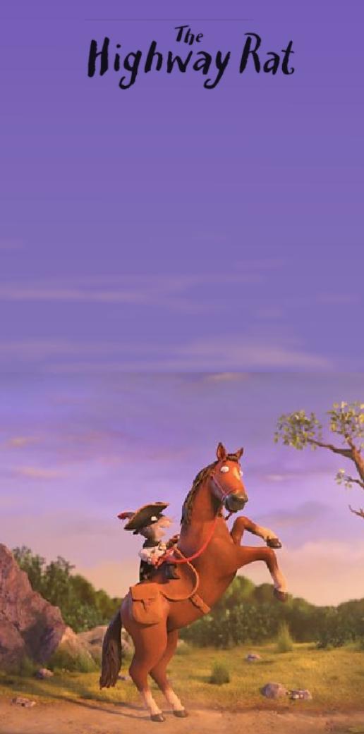 'The Highway Rat' - Magic Light PictureTV Movie- Storyboards- Animatics