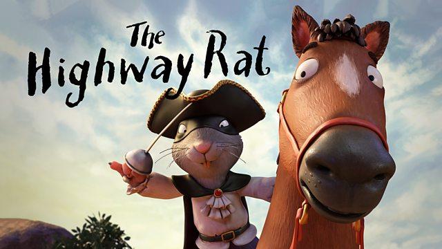The Highway Rat - Storyboard Reel - 2016