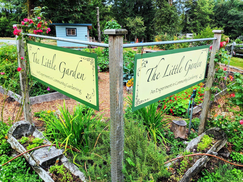 the little garden - Little Garden