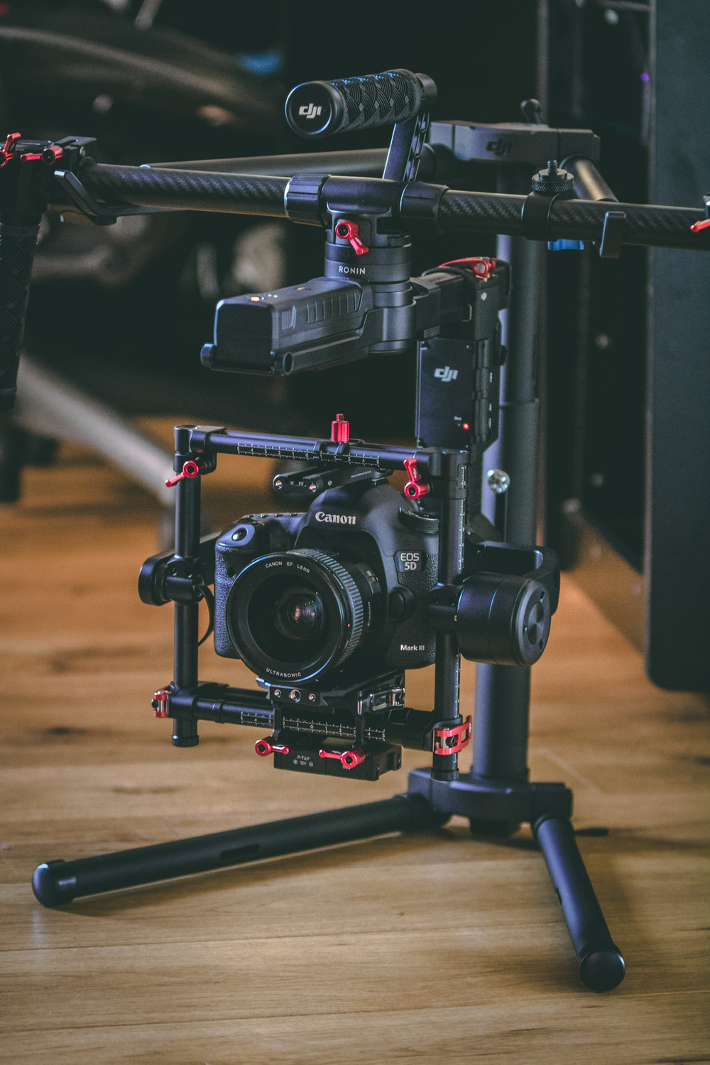DJI Ronin MX Brushless Gimbal Review