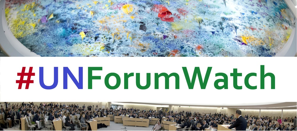 #UNForumWatch is an online space for civil society and others to maintain a vibrant web dialogue during the UN Forum on Business & Human Rights