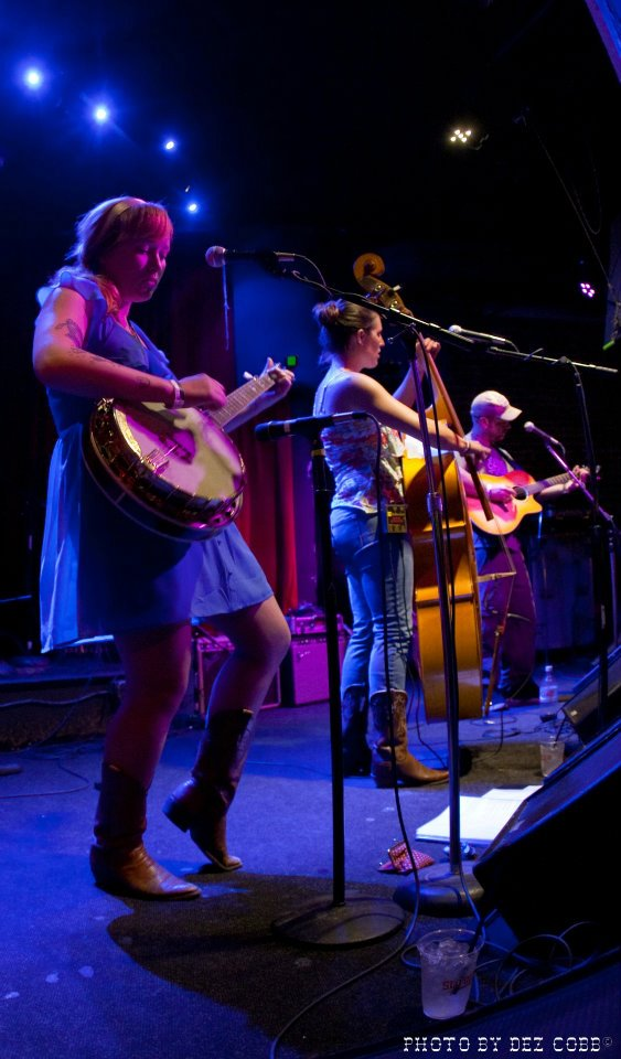 My first time playing SLO Brew (with bluegrass band Hayburner)   back in 2010-11? I was so freaked out I was shaking in my boots. But it was exhilarating and totally worth it.