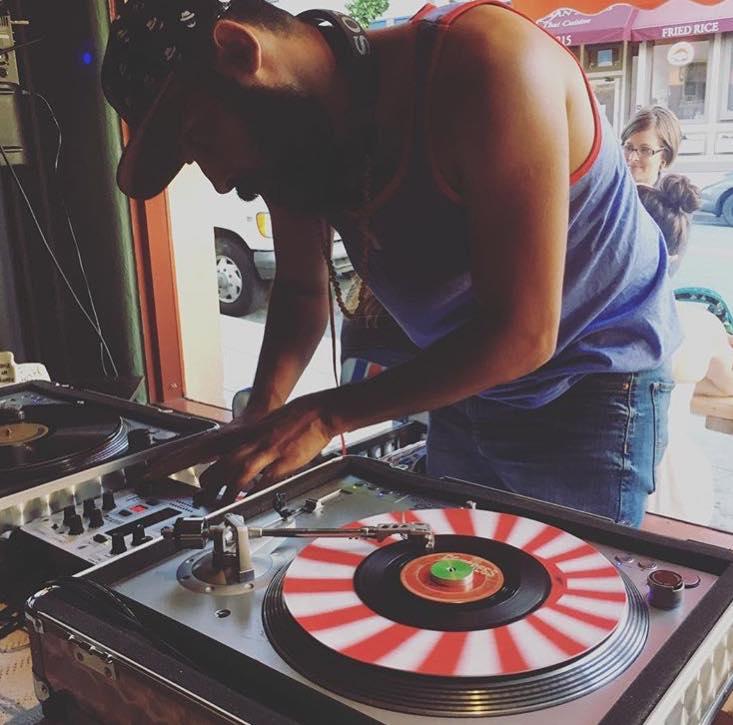 DJ Mano Gil!