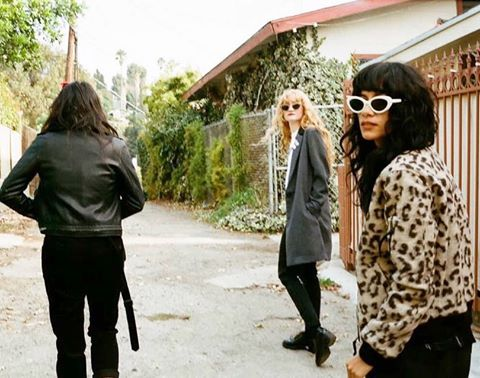 With LA Witch June 19! Free! All Ages!  Event page