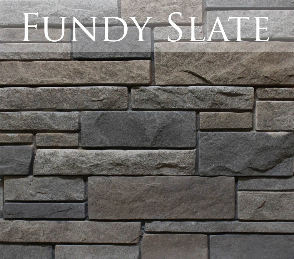 Inspired by the banks of the Bay of Fundy, Fundy Slate will add subtle contrast and lasting style to your project